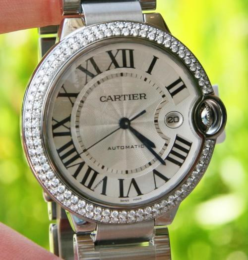 mens cartier watches